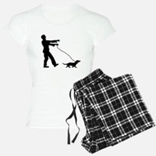 Zombie Dog Walker Pajamas