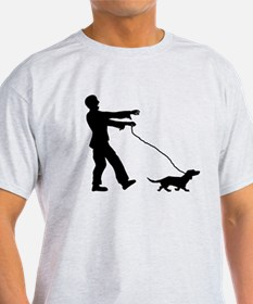 Zombie Dog Walker T-Shirt
