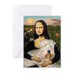 Mona's Wheaten Greeting Cards (Pk of 20)