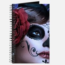 Oval framed face Journal