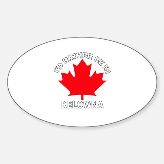 Kelowna Bumper Stickers CafePress - Custom vinyl decals kelowna