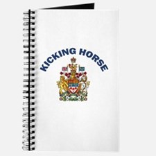 Kicking Horse Coat of Arms Journal