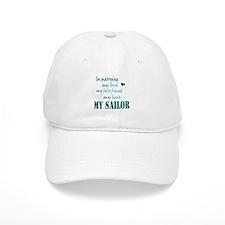 Im Marryin...My Sailor Baseball Cap