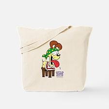 Odie the Stupid Tote Bag