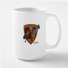 GOTG Animated Rocket Badge Mug