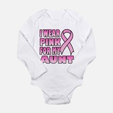 Cool Pcos fight like a girl Long Sleeve Infant Bodysuit