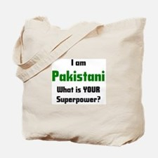 i am pakistani Tote Bag