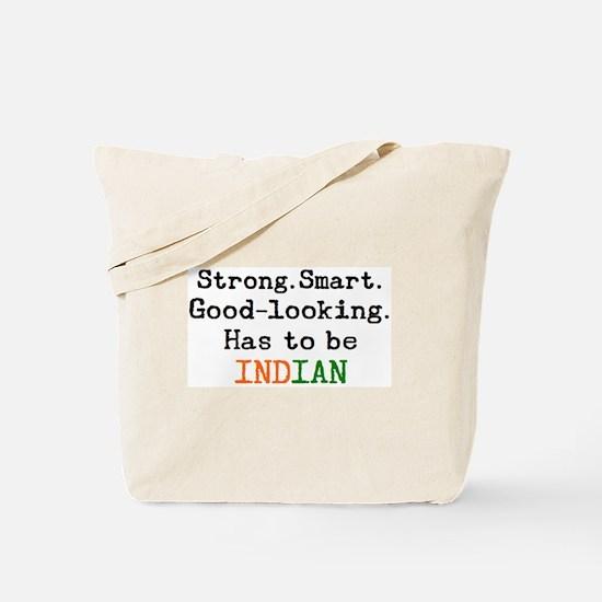 be indian Tote Bag