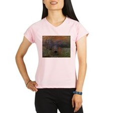 Impression, Sunrise by Cla Performance Dry T-Shirt