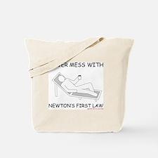 Unique Newton Tote Bag