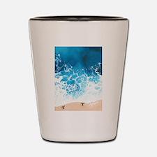Zen Sea Turtes Shot Glass