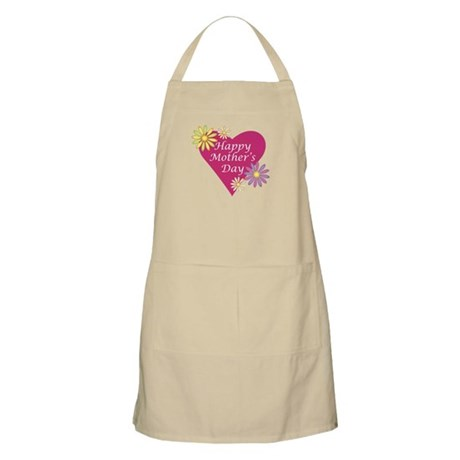 Happy Mother's Day BBQ Apron