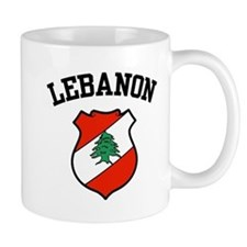 Lebanon Coat of Arms Mug