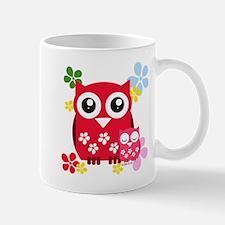 Cute Owls Mugs