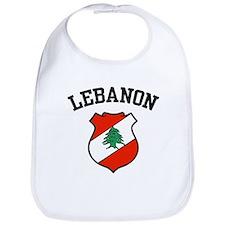 Lebanon Coat of Arms Bib