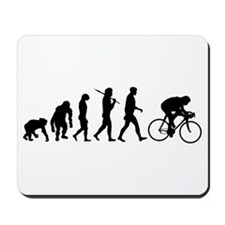 Cycling Evolution Mousepad