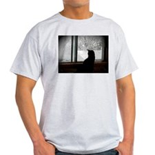 Cute Winter scene T-Shirt