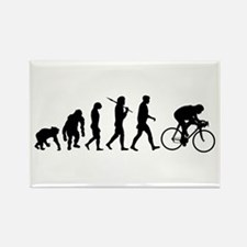 Cycling Evolution Rectangle Magnet (10 pack)