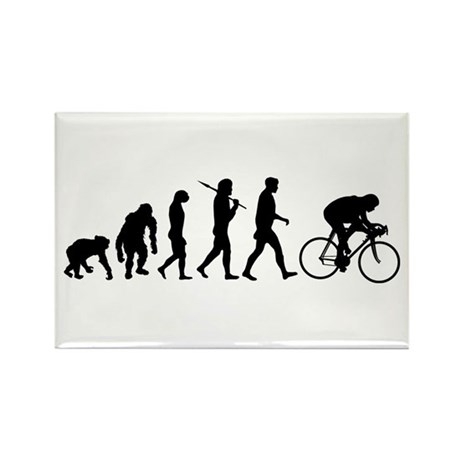 Cycling Evolution Rectangle Magnet