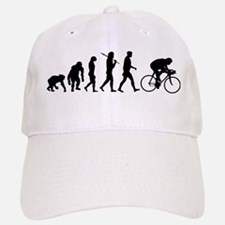 Cycling Evolution Baseball Baseball Cap