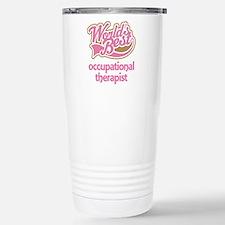 Cute Best therapist Travel Mug