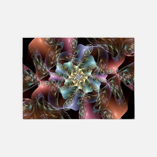 Spiral Parfait 5'x7'Area Rug
