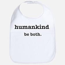 HumanKind. Be Both Bib