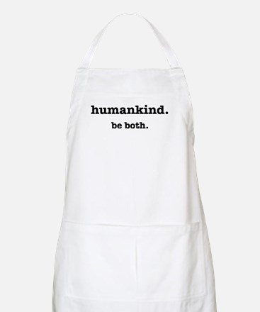HumanKind. Be Both Apron
