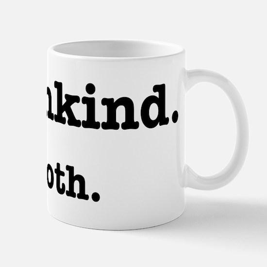 HumanKind. Be Both Mug