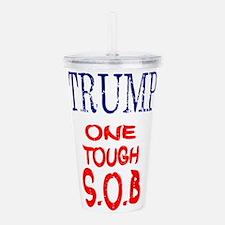 Republican party Acrylic Double-wall Tumbler