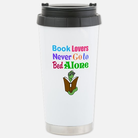 Bookworm Lovers Travel Mug