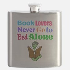 Bookworm Lovers Flask