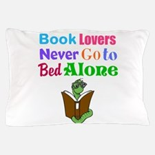 Bookworm Lovers Pillow Case