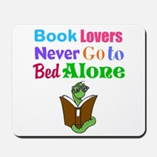 Bookworm Lovers Mousepad