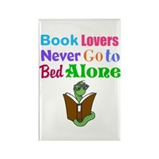 Bookworm Lovers Magnets