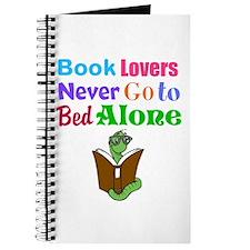 Bookworm Lovers Journal