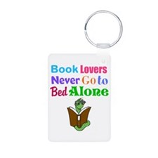 Bookworm Lovers Keychains