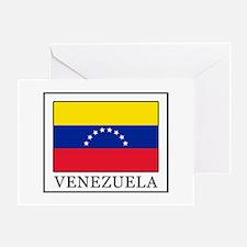 Venezuela Greeting Card