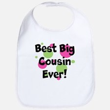 Best Big Cousin Ever Bib