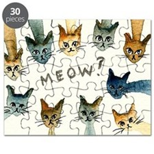 Chattanooga Stray Cats Puzzle