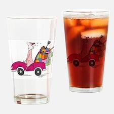 Cute New address Drinking Glass