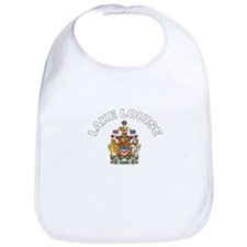 Lake Louise Coat of Arms Bib