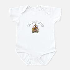 Lake Louise Coat of Arms Infant Bodysuit