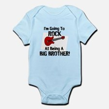 Rocking Big Brother! Body Suit