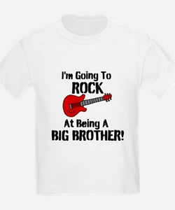 Rocking Big Brother! T-Shirt