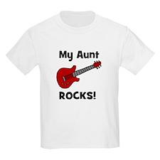 guitar_myauntrocks.jpg T-Shirt