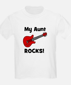 guitar_myauntrocks.jpg T-Shirt