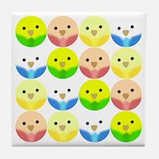 Cute Roles Tile Coaster