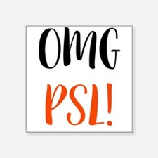 OMG PSL Sticker