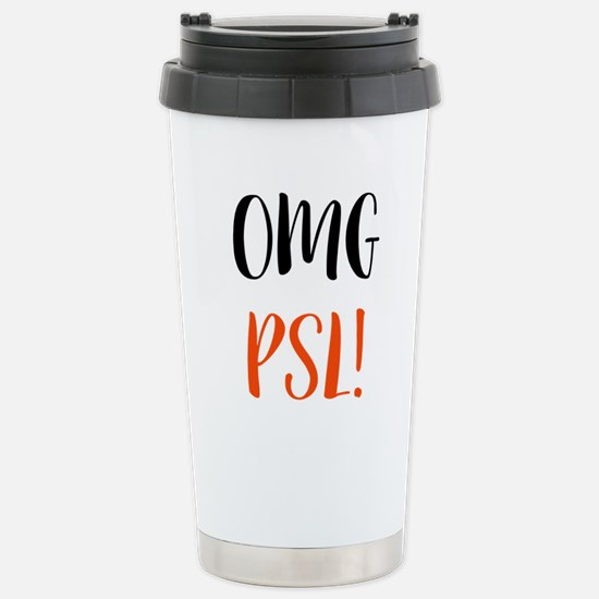 OMG PSL Travel Mug